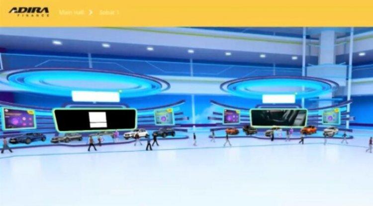 Pameran Perdana Virtual 3D Multiproduk