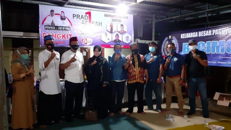 BCL kawal Pradi-Afifah Jadi Pemimpin Depok