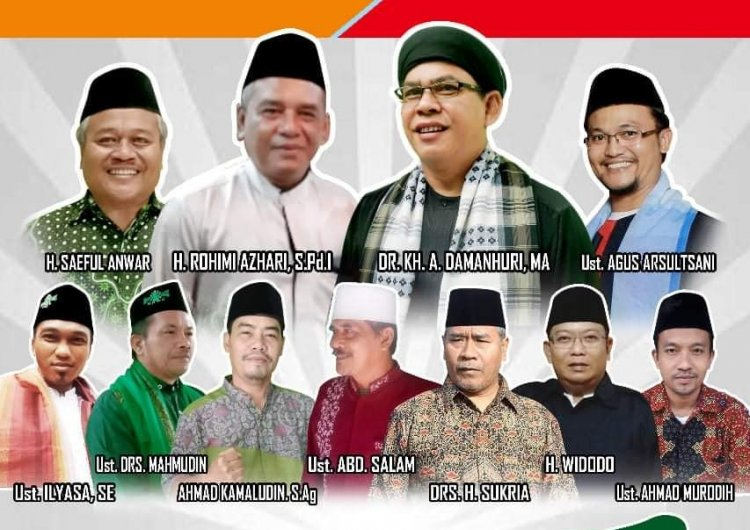 Tokoh PPP Ajak Warga Depok Pilih Pradi-Afifah