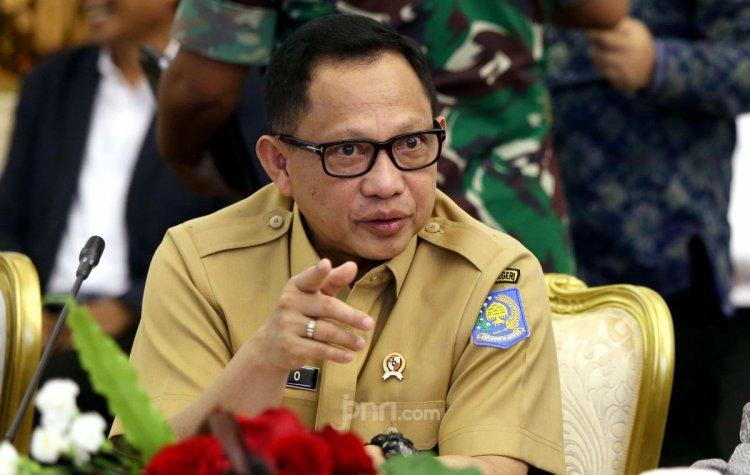 Tito Gusar, Dana Pemda Ngendap di Bank Capai Rp252 Triliun