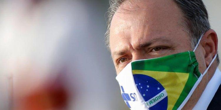 Menkes Brasil Kembali Masuk Rumah Sakit, Karena Covid-19