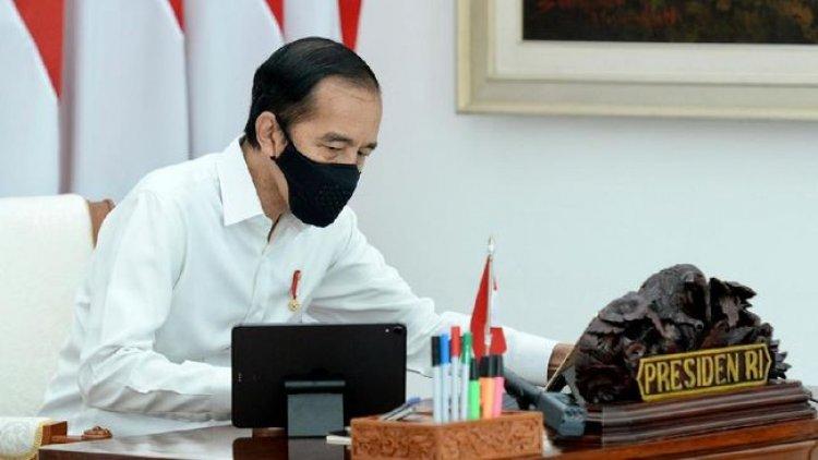 Sah, Presiden Jokowi Tandatangani RUU Cipta Kerja
