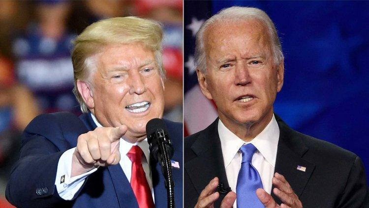 Trump dan Biden Saling Klaim Kemenangan