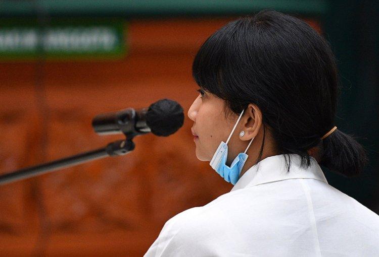 Vanessa Angel Jalani Sisa Tahanan 1,5 Bulan Lagi