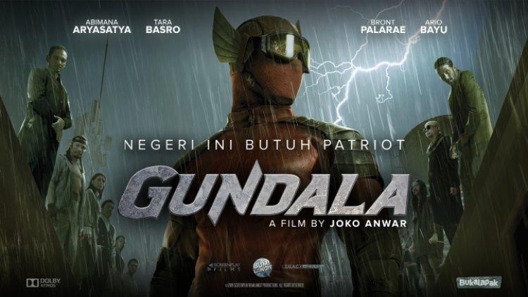 'Gundala' tayang di Bioskop Korsel dan Jepang
