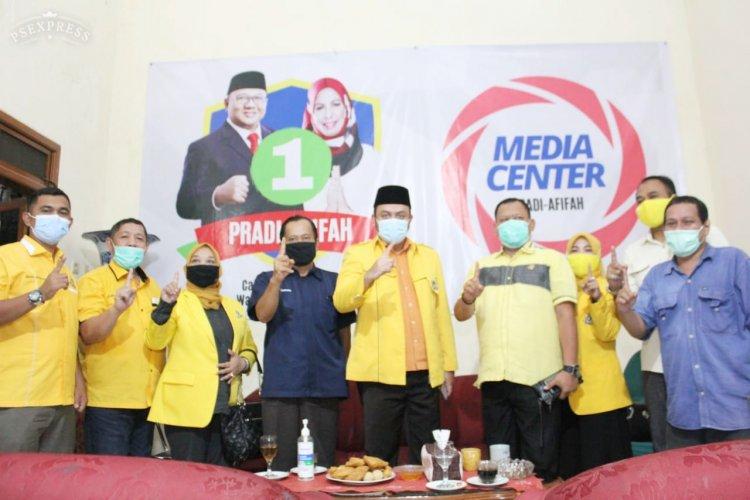 Pradi-Afifah Menang, Jalan Dewi Sartika Kembali Dua Arah