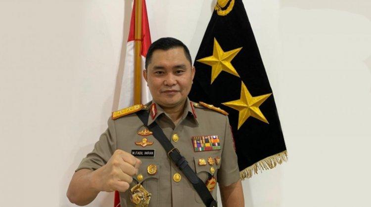 Baru Dilantik Jadi Kapolda, Fadil Imran Warning Pelanggar Prokes Covid
