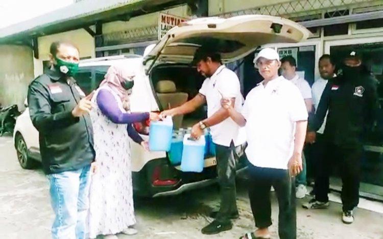 Warga Maluku di Depok Semakin Kompak 'Ngawal' Pradi-Afifah