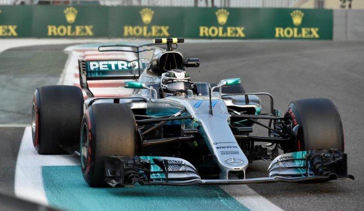 Bottas Puncaki FP2 GP Abu Dhabi