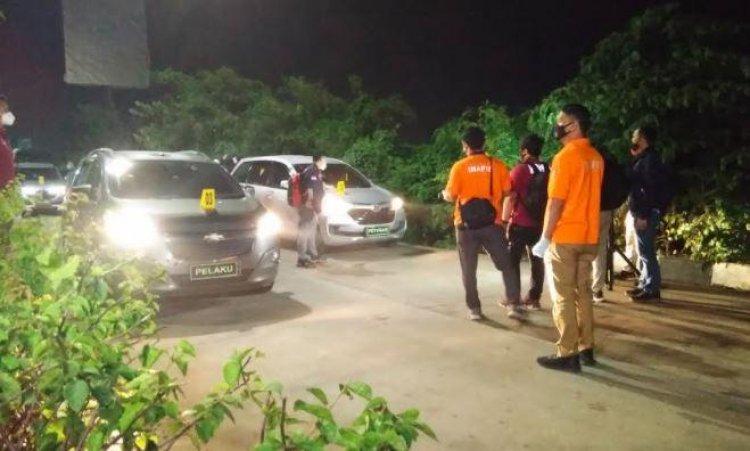 Mabes Polri Rekonstruksi 53 Adegan Penembakan Anggota FPI