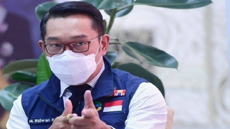 Gubernur Jabar Larang Perayaan Tahun Baru 2021
