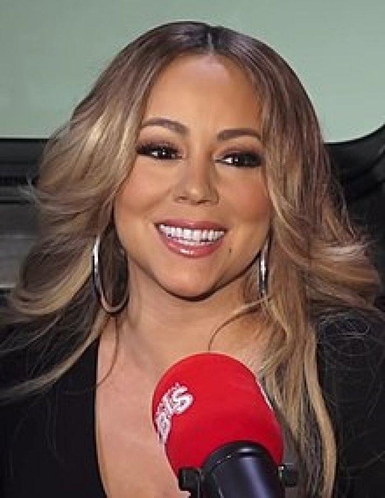 Lagu Natal Mariah Carey Pecahkan Rekor