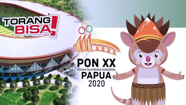 12 Arena PON Papua Selesai Direnovasi
