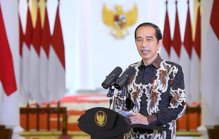 Jokowi Minta Umat Kristiani Nyalakan Lilin Kebaikan