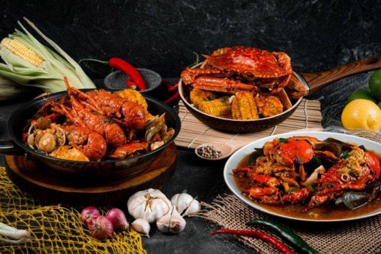 'Lobster Mukbang' Saus Padang ala AfterBreak