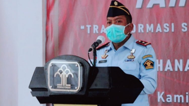 Kepala Rutan Depok Ditangkap Terkait Narkoba