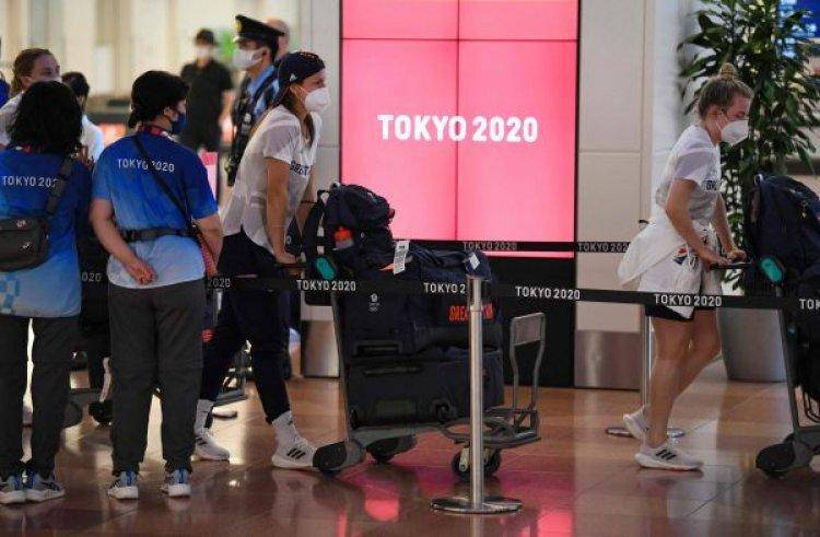Positif Covid, Enam Atlet Inggris Diisolasi di Tokyo