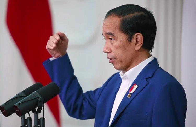 Jokowi ke Kepala Daerah: Rakyat Butuh, Segera Keluarkan!