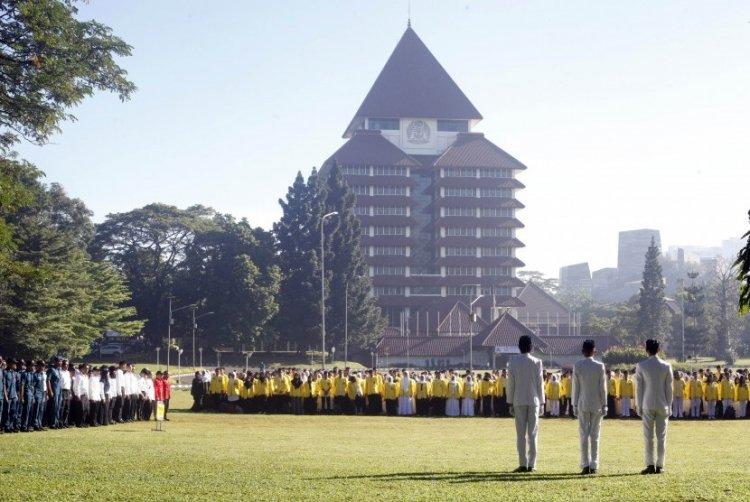 UI Perguruan Tinggi No 1 di Indonesia, No 9 di Asean