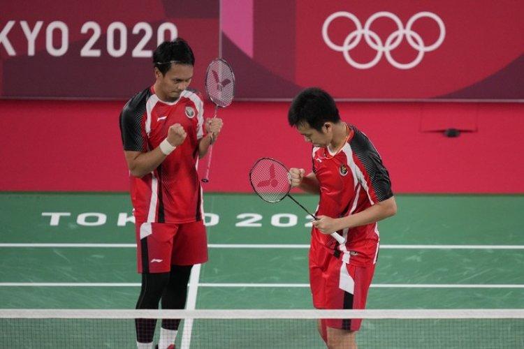 The Daddies Dihentikan Lee/Wang di Semifinal Olimpiade