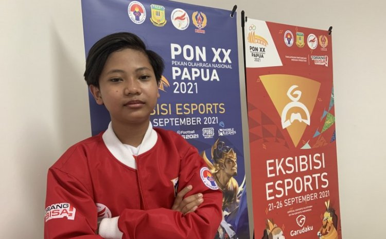Remaja 13 Tahun Jadi Atlet Termuda di PON Papua
